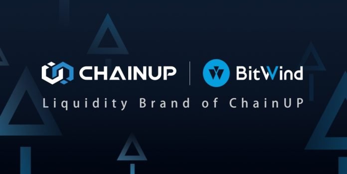 Interview with ChainUP's BitWind Director: The Liquidity Experience of 300-over Exchange Depths Combined