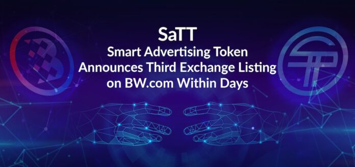 SaTT Token to be listed on BW Exchange