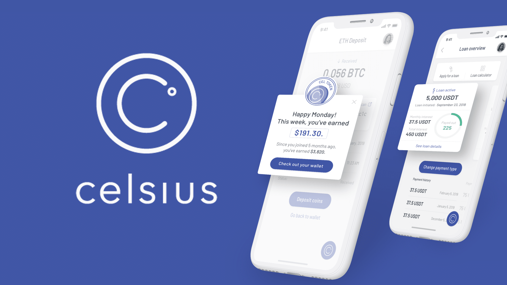 <bold>Celsius</bold> contributes the last 25,000 ETH to launch Ethereum 2.0