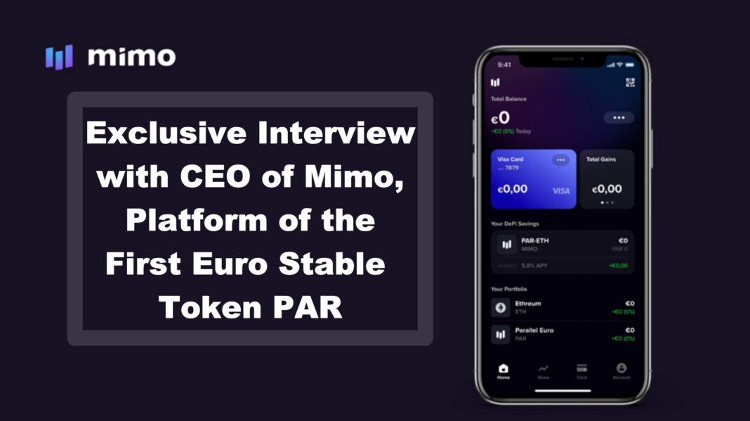 MiMo CEO Interview